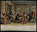 A large gathering of patients to Dr. F. Mesmer's animal Wellcome V0016530.jpg