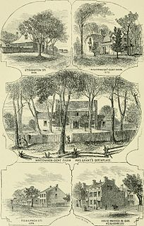 Grants Farm human settlement in United States of America