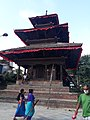 A temple at Hanuman Dhoka Premise.jpg