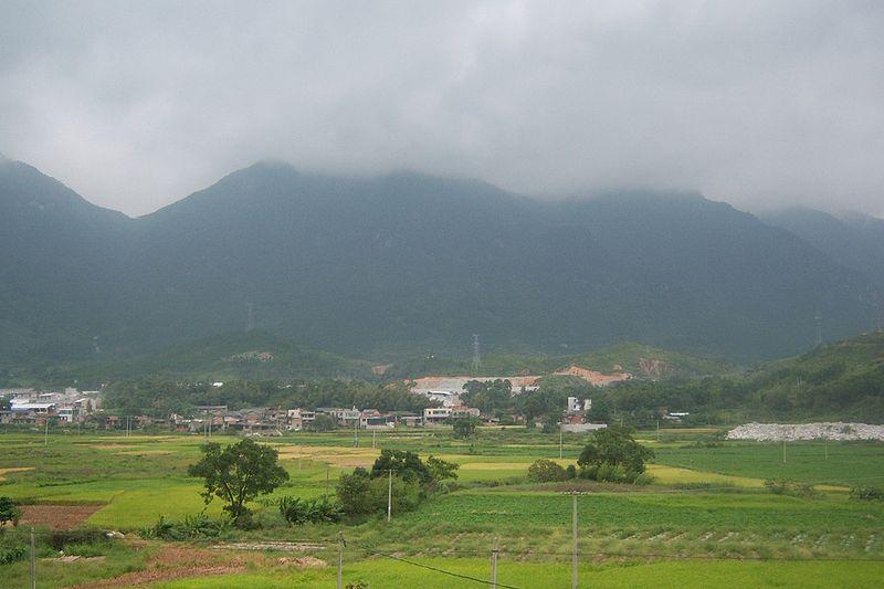 File:A typical terrain of Fuzhou.jpg