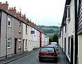 A view south along John Street, Brecon - geograph.org.uk - 2678151.jpg