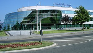 Ford Germany - Ford Research and Advanced Engineering Center in Aachen