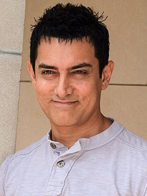 Aamir Khan at the 2010 Toronto International F...