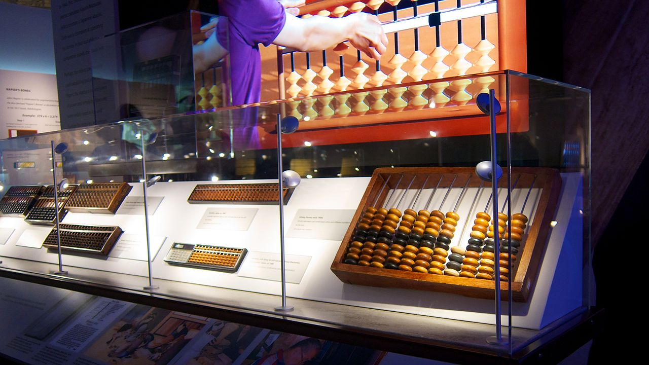 abacus history Abacusracing.