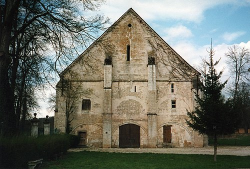 Photo - Abbaye de Longuay