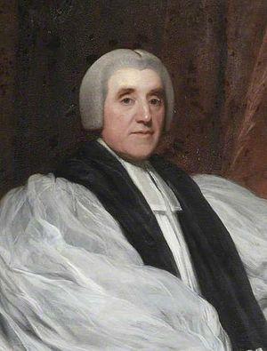 Edward Venables-Vernon-Harcourt - Portrait by Thomas Phillips
