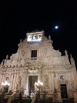Acireale, Basilica di San Sebastiano