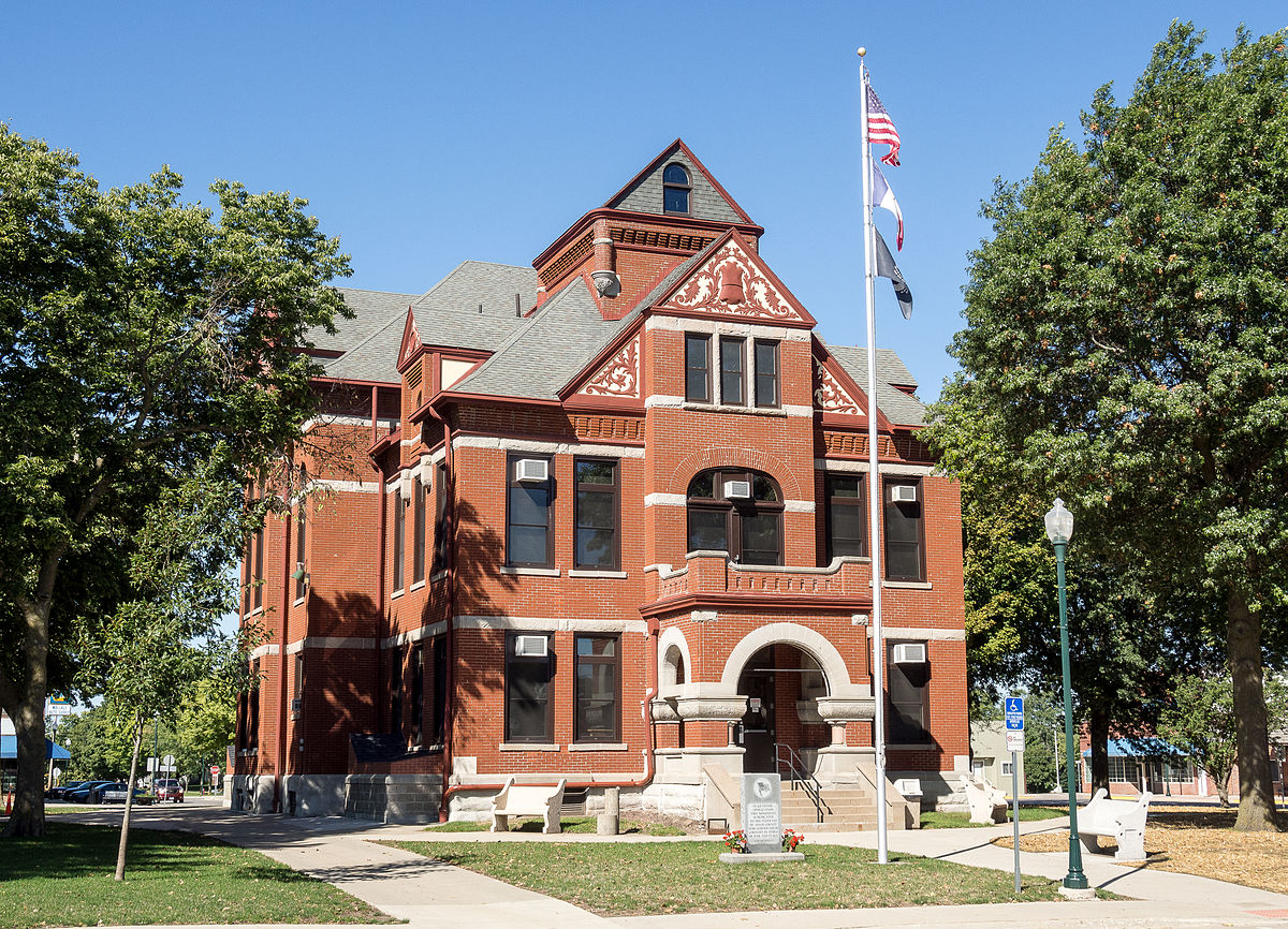 List of county courthouses in Iowa - Wikipedia