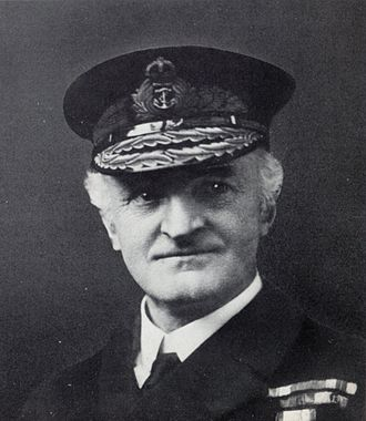 William Reginald Hall - Admiral Hall in 1919