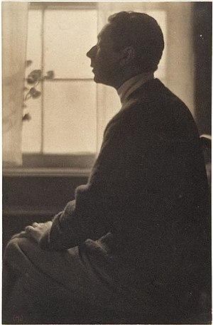 Adolph de Meyer - Clarence Hudson White (1871-1925). Adolf de Meyer, ca. 1904