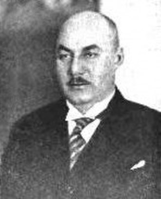 Prime Minister of Latvia - Image: Adolfs Blodnieks