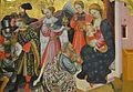 Adoració dels Mags, retaule de la Mare de Déu de la Llet, Antoni Peris, Museu de Belles Arts de València.JPG