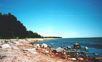 Aegna - Aegna coast