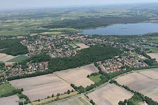 Bad Bederkesa Ortsteil of Geestland in Lower Saxony, Germany