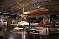 Aermacchi MB 326H A7-001 and de Havilland Vampire T Mk 35 A79-616 on display at the RAAF Museum.jpg