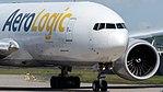 AeroLogic Boeing 777F (D-AALB) at Frankfurt Airport.jpg