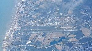 Marche Airport - Image: Aeroporto di Ancona