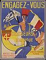 Affiche de recrutement de l'Armée de Vichy - 4e chasseurs d'Afrique.jpg