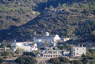 Davlos - Image: Agios Georgios, Davlos