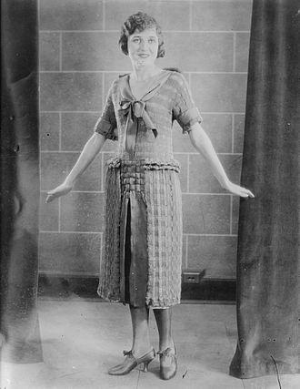 Agnes Ayres - Ayres, c. 1921