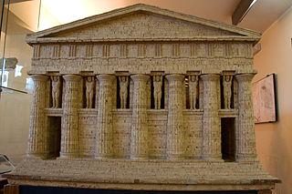 Temple of Olympian Zeus, Agrigento