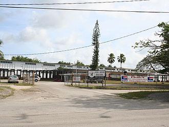 Chalan Pago-Ordot - Image: Agueda Johnston School Guam