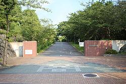 Aichi Prefecture Midorigaoka Commercial High School 20150824.JPG