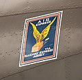 Air Express decal - Smithsonian Air and Space Museum - 2012-05-15 (7276905478).jpg