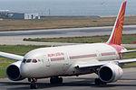 Air India, B787-8 Dreamliner, VT-ANR (18258813138).jpg