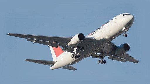 Airborne Express 767-200F