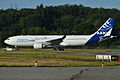 """Airbus A330-200 Airbus Industries (AIB) """"House colors"""" F-WWCB - MSN 871 - More than 1000 A330 delivered (9706780059).jpg"""
