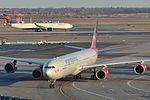 Airbus A340-642 'G-VBLU' Virgin Atlantic (30690263891).jpg