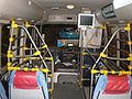 Airport Express shuttle bus K3 interior 1.JPG