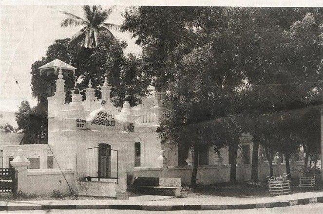 Akyab mosque 2