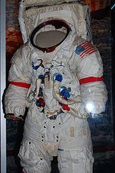 Alan Shepard Apollo spacesuit