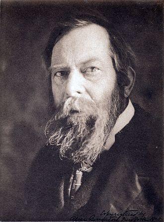 Albert Pinkham Ryder - Ryder in 1905, photo by Alice Boughton