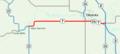 Alberta Highway 7 Map.png
