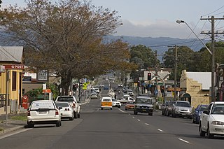 Albion Park, New South Wales Suburb of Illawarra, New South Wales, Australia