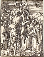 Albrecht Dürer, The Descent from the Cross, probably c. 1509-1510, NGA 6776.jpg