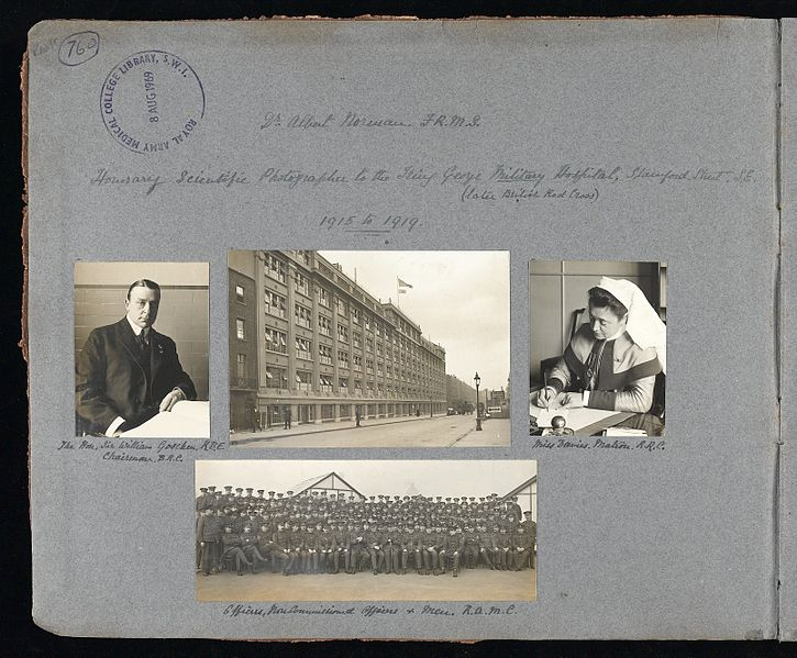File:Album of photographs of plastic surgery cases Wellcome L0044677.jpg