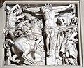 Alessandro algardi, storie del nuovo testamento in stucco, 1650 ca., crocifissione.jpg