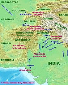 Alexandria Eschate Wikipedia