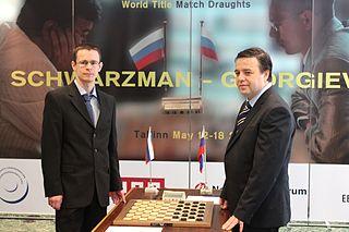 2013 World Draughts Championship match international draughts world title match