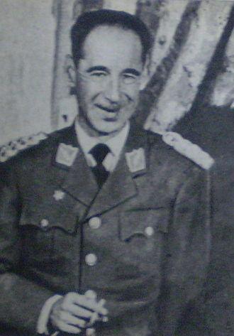 History of Bolivia (1964–82) - Alfredo Ovando