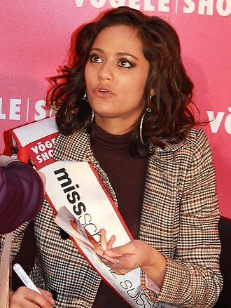 Miss Switzerland - Alina Buchschacher, Miss Switzerland 2011.