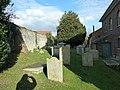 All Saints', Lewes, churchyard (XI) - geograph.org.uk - 2706325.jpg