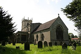 All Saints' church, Owston - geograph.org.uk - 178209.jpg