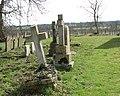 All Saints church in Thorpe Abbotts - churchyard - geograph.org.uk - 1767790.jpg
