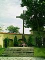 All Saints church in Włocławek - Cross - 01.jpg