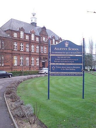 Alleyn's School - Alleyn's School